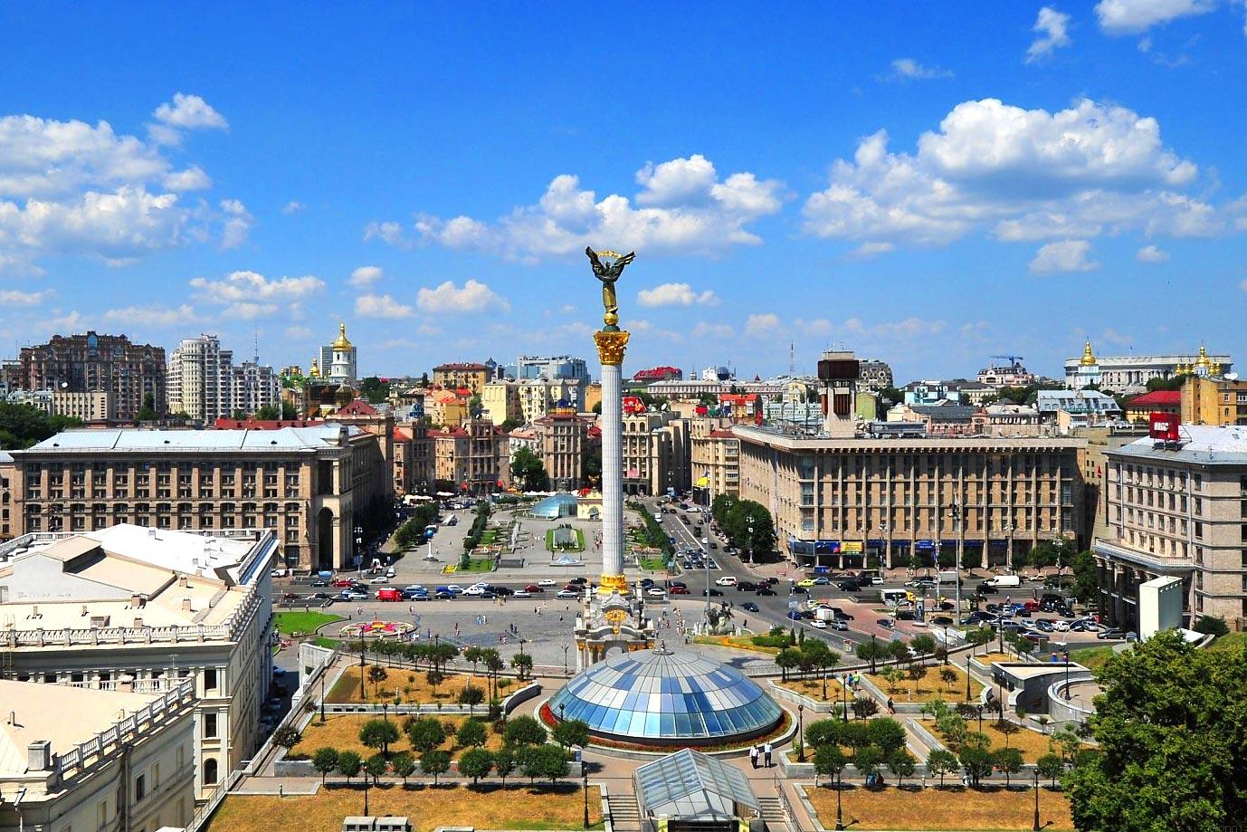 ukraina-ploschad-nezavisimosti-kiev